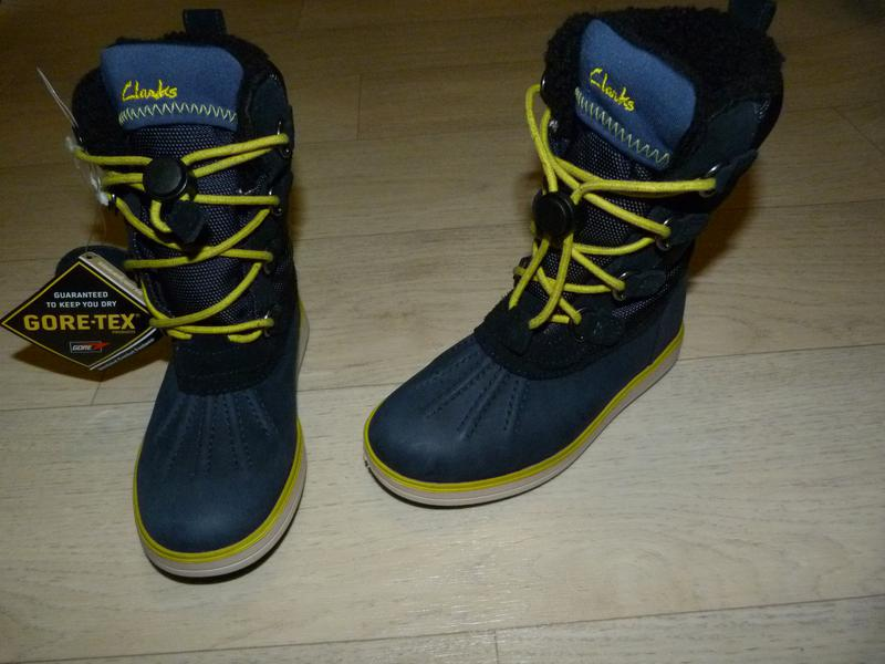 Clarks syd up gore tex термо сапоги d57a244a3abab