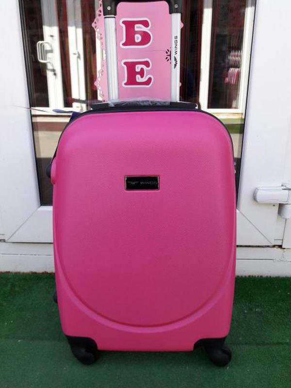 8b2753135f4c 🔥супер цена! средний чемодан пластиковый середня валіза пластикова польша  доставка1 ...