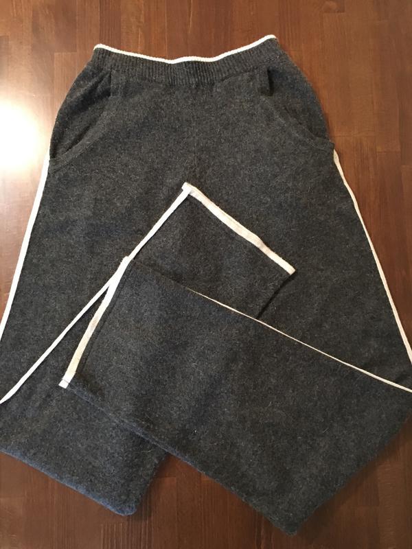 568c1a4bed9e2 Chanel оригинал спортивные штаны брюки кашемир Chanel, цена - 2500 ...