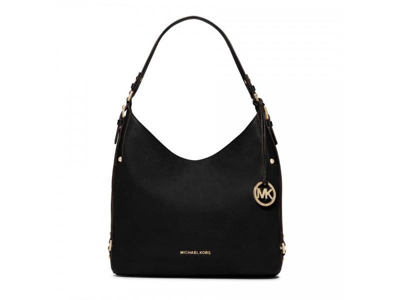bf8f433db937 Стильная черная вместительная сумка michael kors мешок на длинном ремешке  мешок1 ...
