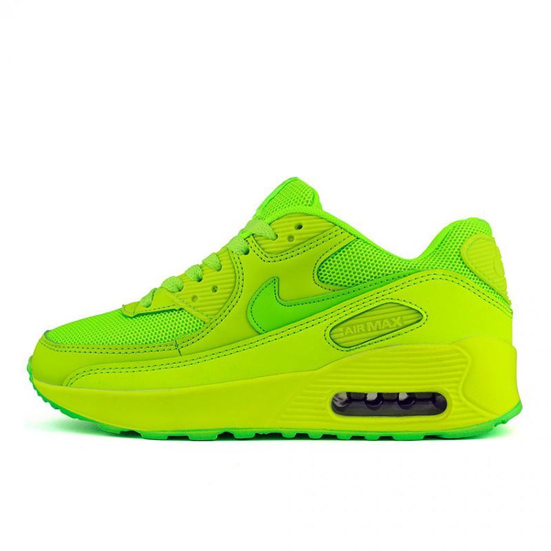 Яркие кислотные кроссовки nike air max 36,37,38,39,40 рр. Nike, цена ... d95fa404999