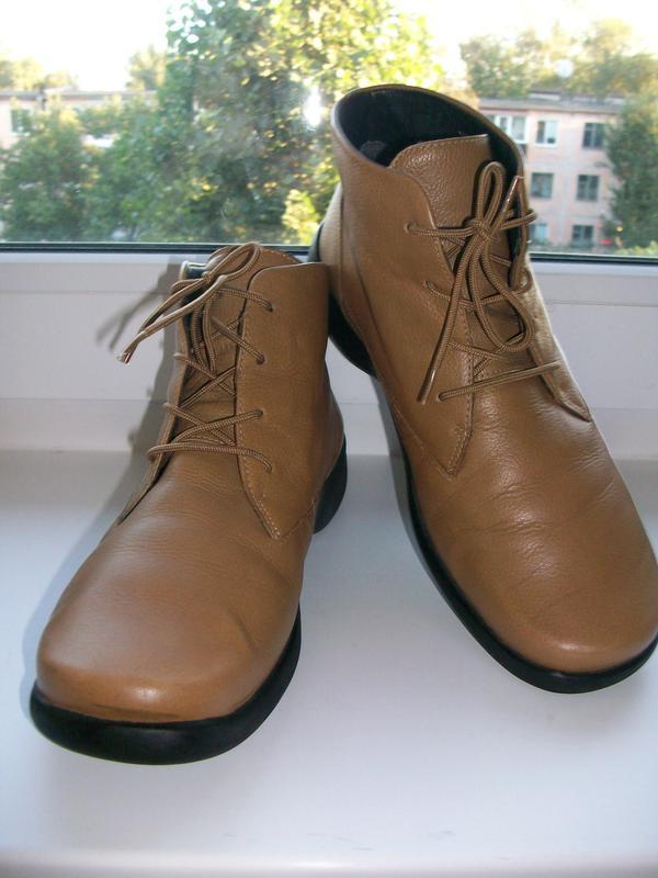 Ботинки женские натуральная кожа clarks р.37,5 Clarks, цена - 445 ... 1759be3d822