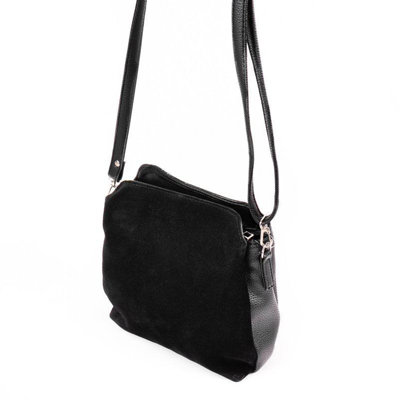 27ef765ab8c9 Маленькая замшевая сумка через плечо кроссбоди молодежная женская1 фото ...