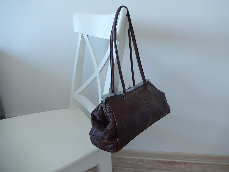 ac7ee13b9574 Фирменная кожаная сумка nine west супер качество в отличном состоянии1 ...