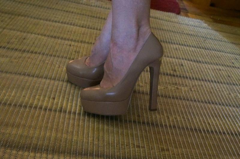 c77f93bf217c Суперские модные женские туфли на высоком каблуке. за 150 грн. | Шафа
