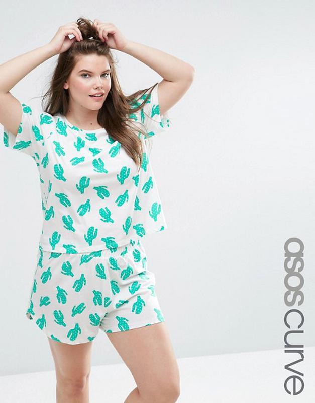 Прикольная пижама asos ASOS 4c094e80bfdcc