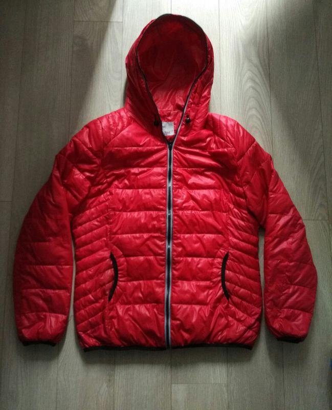 Куртка красная женская  250e6ae2f677f