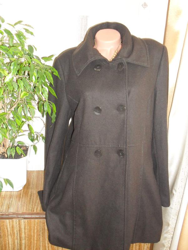 Женское стильное пальто anne l большой размер Anne De Lancay 45a9e685ef9ed