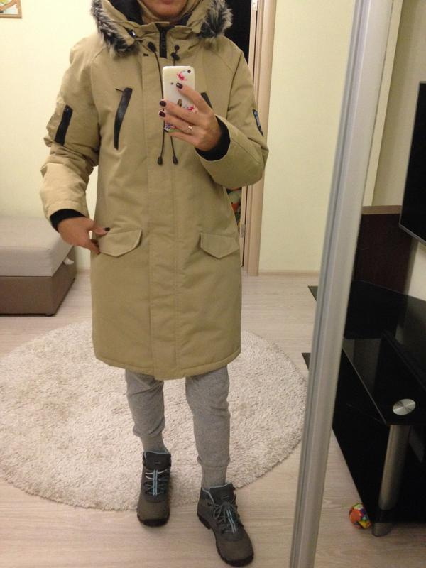 Куртка парка cropp оригинал зима Cropp Town, цена - 1200 грн ... 01bb5579bd7