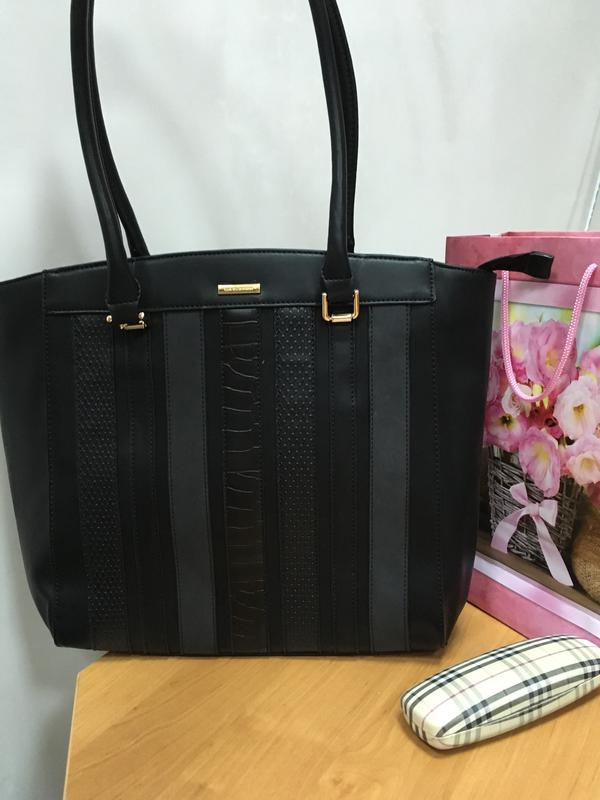 1b05c8da1ca0 Женская сумка d. jones 5622-3 черная (2 цвета) David Jones, цена ...