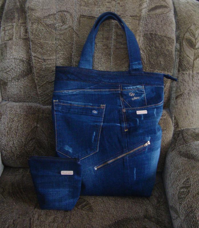 8e8a62fe Джинсовая сумка из турецкого джинса ручная работа распродажа джинсовых  сумок1 фото ...