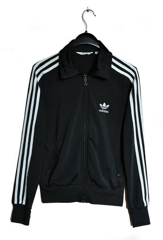 Новая черная олимпийка adidas, кофта, мастерка Adidas, цена - 300 ... 5526b2f8499