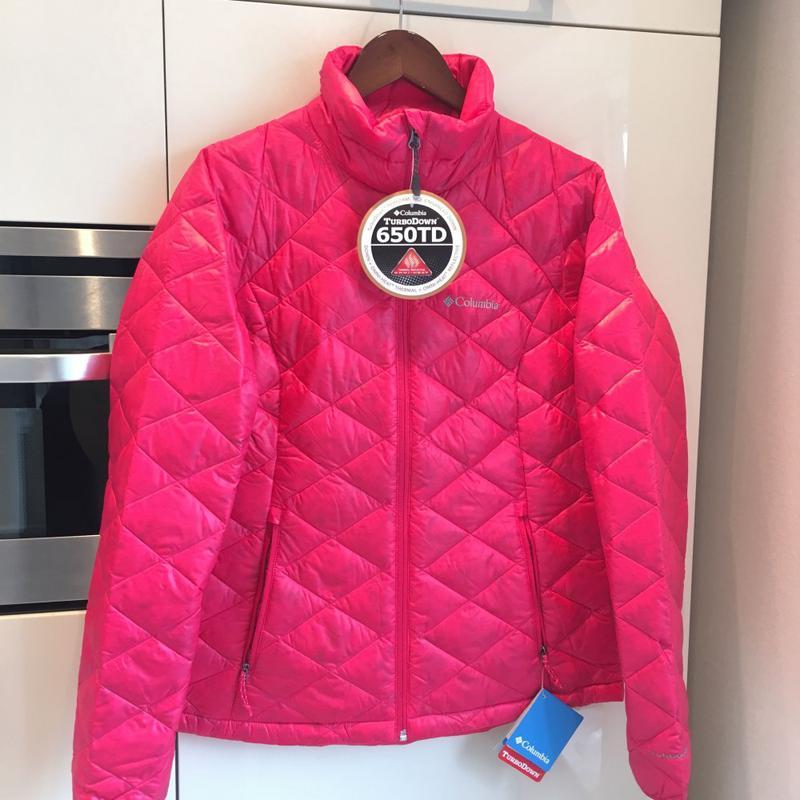 Новая зимняя куртка columbia omni-heat turbo down e3812d7eac49e