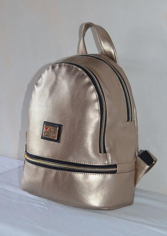 1fbbc43d373f Рюкзак эко-кожа. золото серебро, цена - 250 грн, #7733258, купить по ...