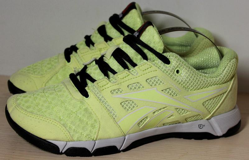 Очень яркие, крутые кроссовки reebok crossfit спорт фитнес кроссфит1 ... 75e95a9fc19