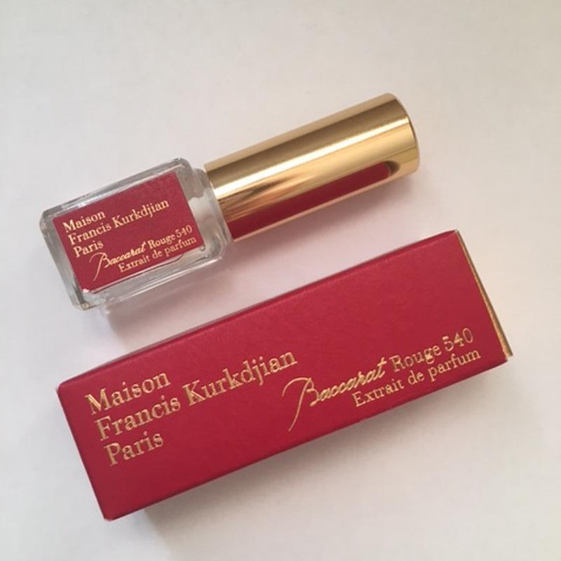 нишевый аромат Maison Francis Kurkdjian Paris Baccarat Rouge 540