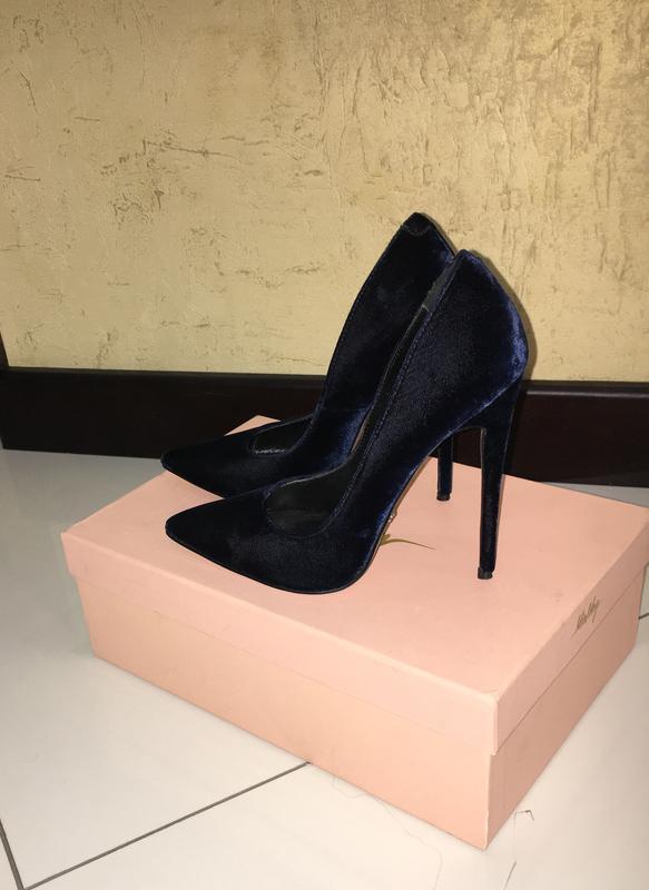 Шикарные,бархатные туфли miraton Miraton, цена - 1500 грн,  7828251 ... c68702b155c