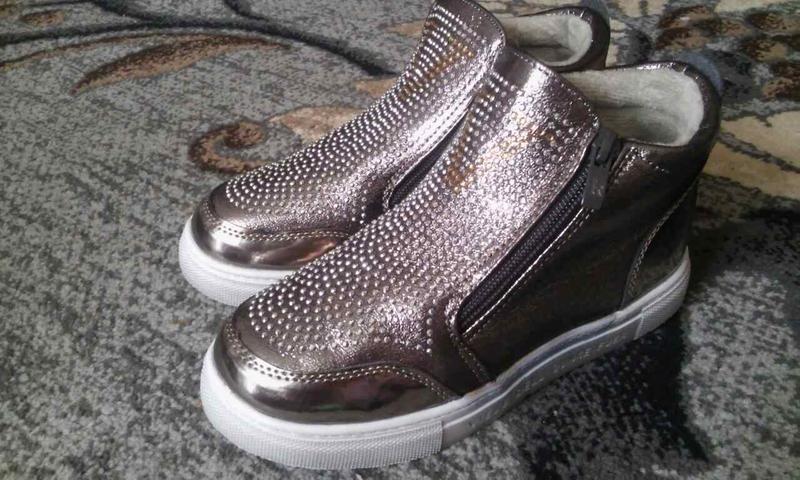 02438c039 ... Детские демисезонные осенние весенние ботинки для девочки gfb 31, 32  р.2 фото ...