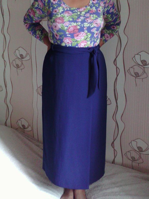 250df3cf876 Шикарная длинная юбка в пол Roman Originals
