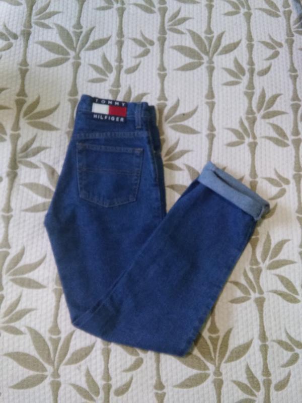 томми хилфигер джинсы 6