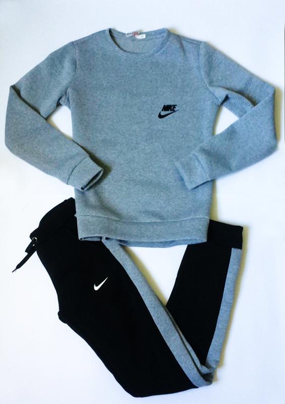 Новый женский спортивный костюм на флисе штаны спортивные и кофта свитшот  хс с м л хл1 ... dfe041e9a08ef