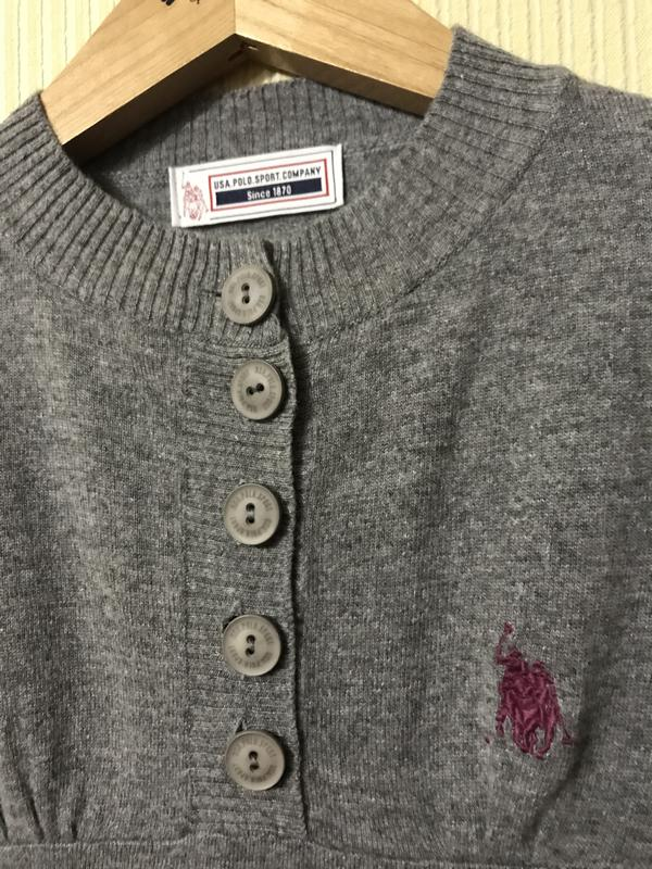 check out 7f1c5 85b3b Платье usa 🇺🇸 polo sport 1870 италия 🇮🇹 (U.S. Polo Assn) за 250 грн.