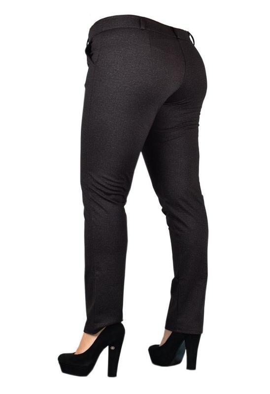 7edee1f8a04 Теплые женские брюки больших размеров.1 фото ...