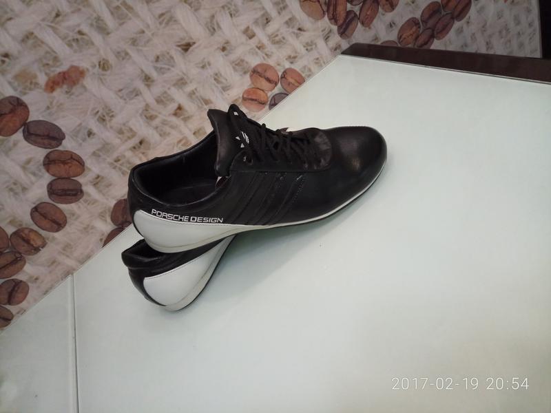 Нові шкіряні кросівки .знижка !!!ост  1d47f0902ff29
