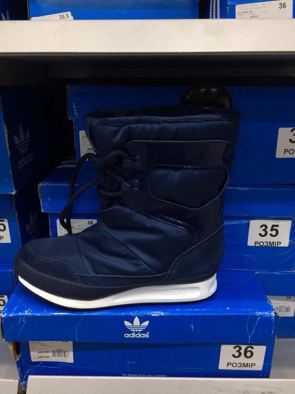Женские сапоги adidas snowrush, артикул s81384 Adidas, цена - 2690 ... 99c624146e6