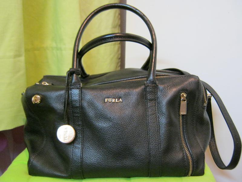 990931736491 Furla.италия.оригинал, номерная. нат.кожа сумка саквояжик. дешево ...