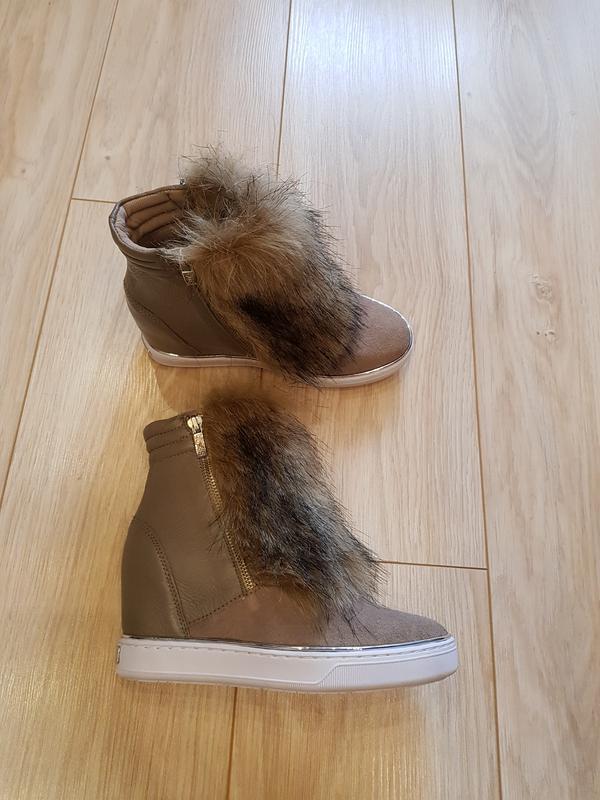 5968d8342 Осенние ботинки guess. новые Guess, цена - 1650 грн, #7967552 ...