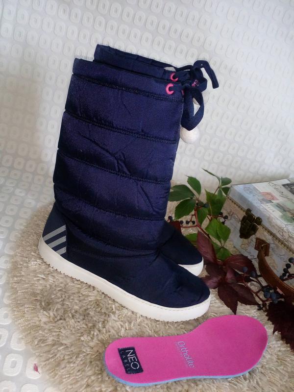 Зимние сапоги дутики adidas neo. 39-40 Adidas, цена - 650 грн ... 7fdf80f0941