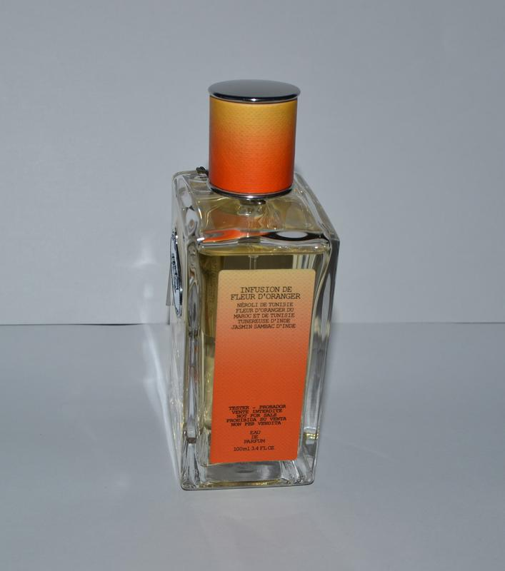 Prada Infusion De Fleur Doranger Eau De Parfum 100 мл лимитка 2008