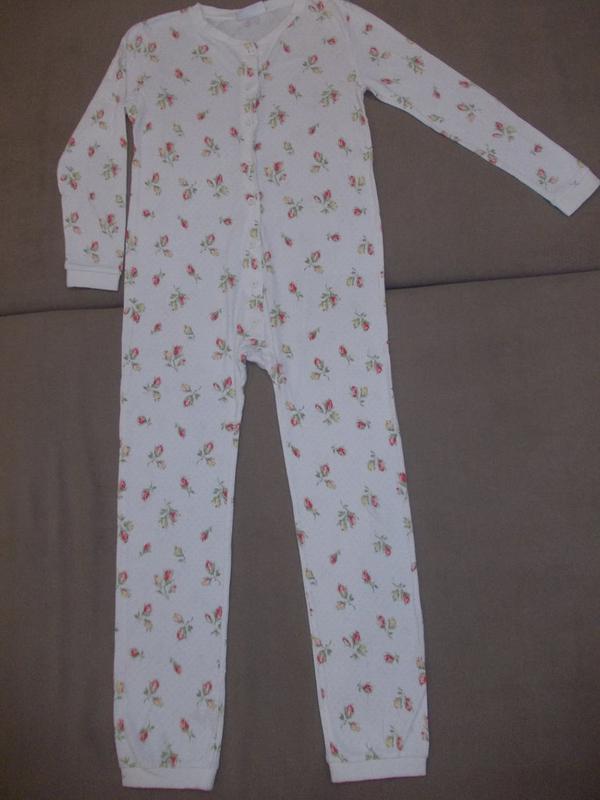 Пижама комбинезон слип человечек на 9-10 лет рост 134-140 см за 75 грн.  65cd55942ba81