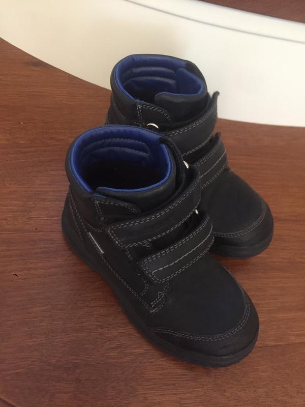 a016153df Отличные демисезонные ботинки geox, 27 размер. 17 см. Geox, цена ...
