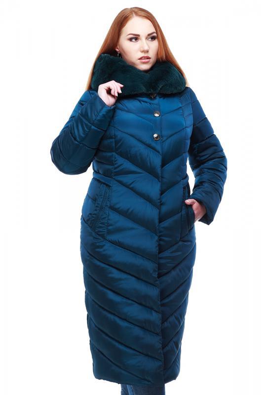Розпродажа!!!ціна собівартості!!!зимові куртки-пальто великих розмірів1 ... 6074f685b0d51