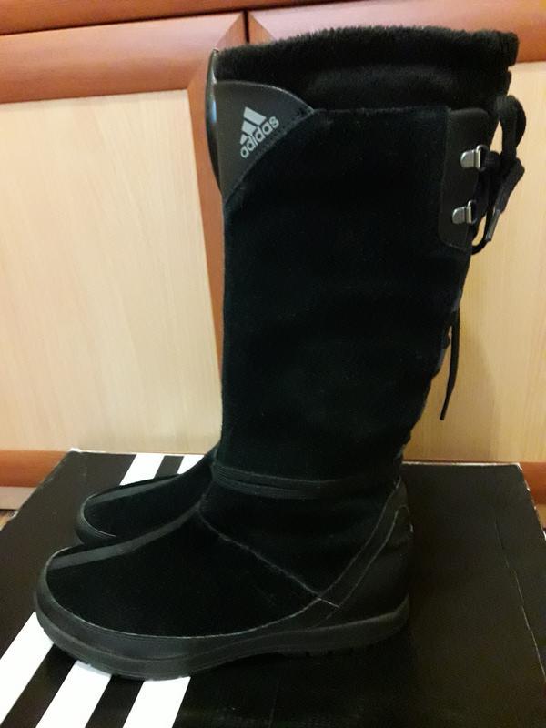 Замшевые сапоги adidas winter kawaya 25- 25,5 Adidas, цена - 1750 ... d19051f3204