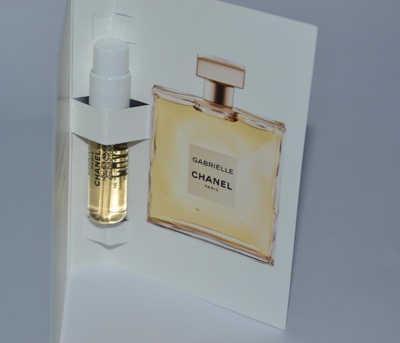 Chanel Gabrielle Eau De Parfum 15 мл пробник оригинал цена 55
