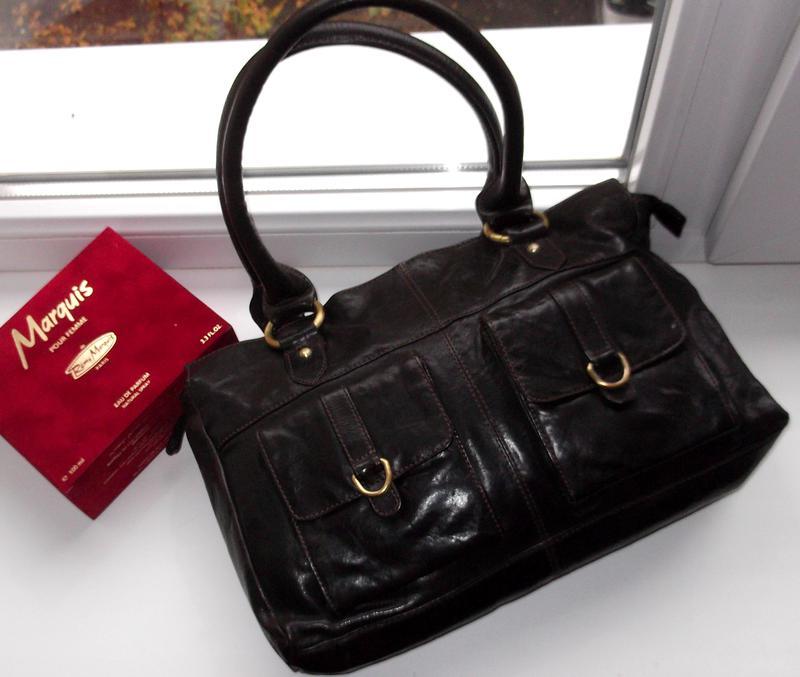 Кожаная сумка 5th avenue1 ... 61760a86a1b73