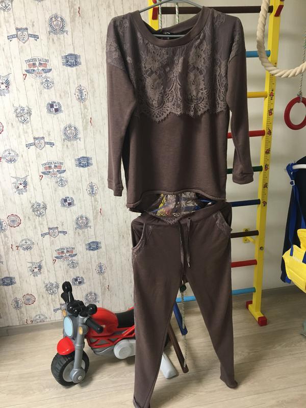 Прогулочный костюм sassofono Sassofono, цена - 1300 грн, #8114160, купить по доступной цене | Украина - Шафа