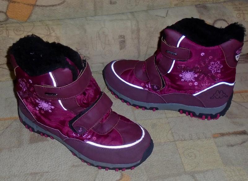 eae2238b526d Kappa tex зимние термо ботинки 38 р Kappa, цена - 460 грн,  8074370 ...