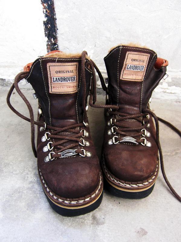 Зимние ботинки landrover Landrover 86f5babac6b75