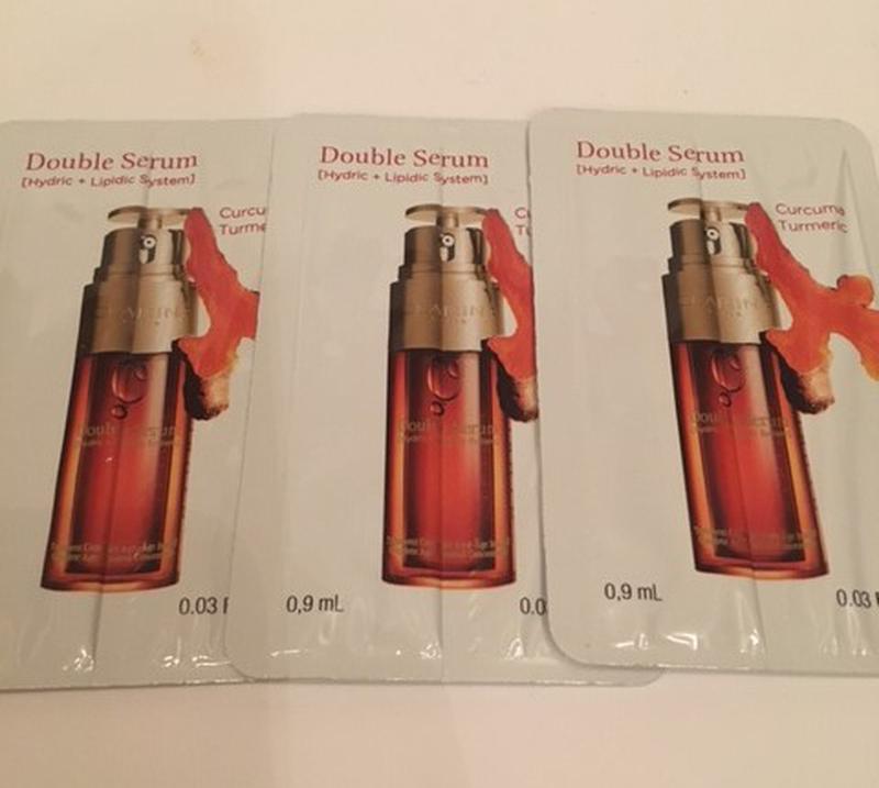 Double serum комплексная омолаживающая двойная сыворотка