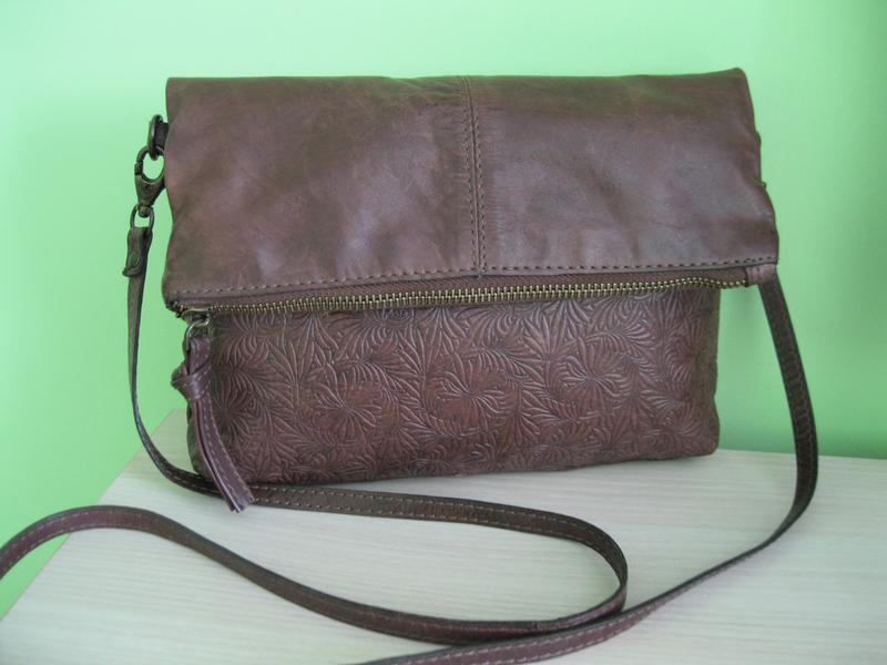 4fb37aa0cbb7 Англійська фірмова шкіряна сумка кросбоді fenland, цена - 400 грн ...