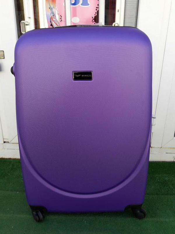 11936d7ea54e Распродажа на складе стильный чемодан валіза сумка на колесах шара!1 фото