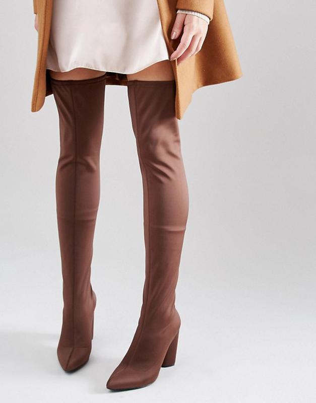 Большая распродажа! мы ждем тебя!) осенние ботфорты-чулки высокие сапоги  (39-40) за 850 ... a70dcb1b92298
