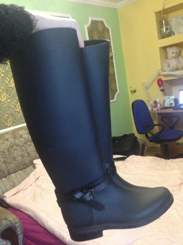 Резиновые сапоги гумові чоботи1 ... 715b2a8295646