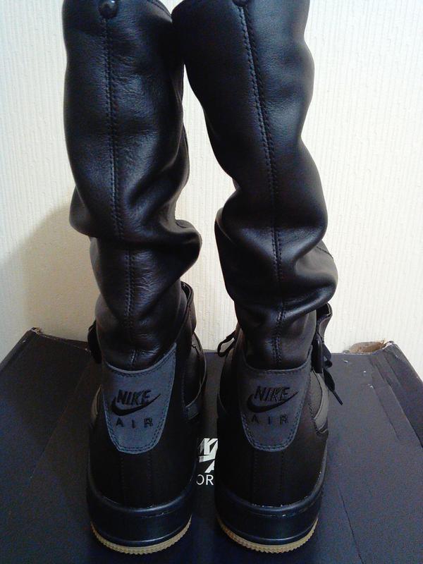huge discount 5a23f bd6be Сапоги nike air force 1 upstep warrior/оригинал (Nike) за 3000 грн.