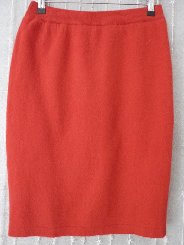e4399598c983 Красная юбка из шерсти и ангоры, цена - 129 грн,  8277485, купить по ...