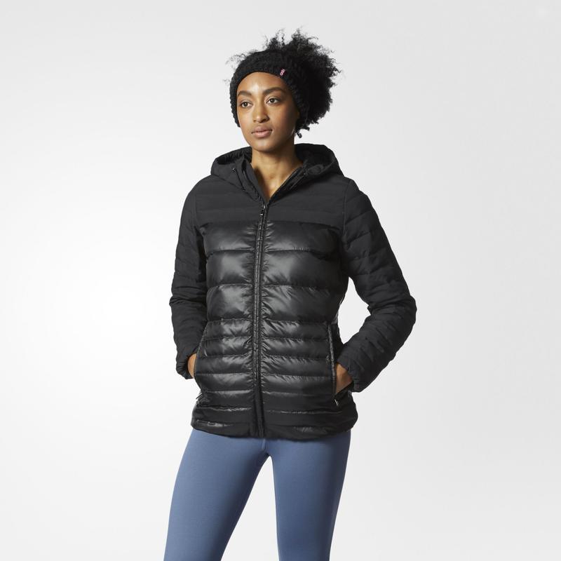 Женские куртки adidas cozy down jkt 9abba71058535